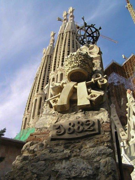 Visitare Barcellona Sagrada Familia