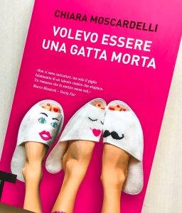 Chiara Moscardelli Gatta Morta