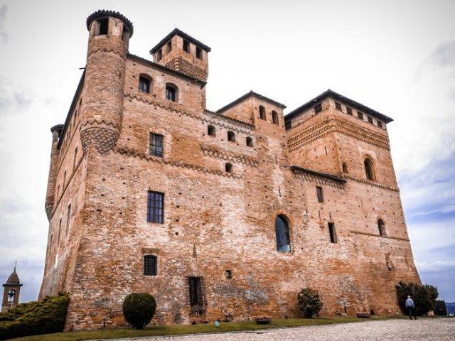 Castello di Grinzane Cavour Langhe Roero e Monferrato