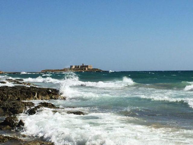 Isola delle Correnti Sicilia Sud orientale
