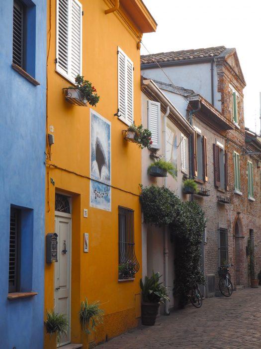 Case borgo San Giuliano Rimini