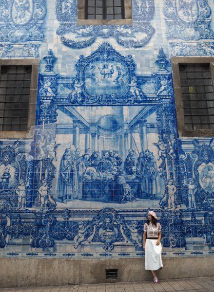 Capela das Almas Porto Portogallo