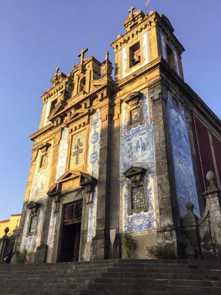 Igreja de Santo Ildefonso Porto Portogallo