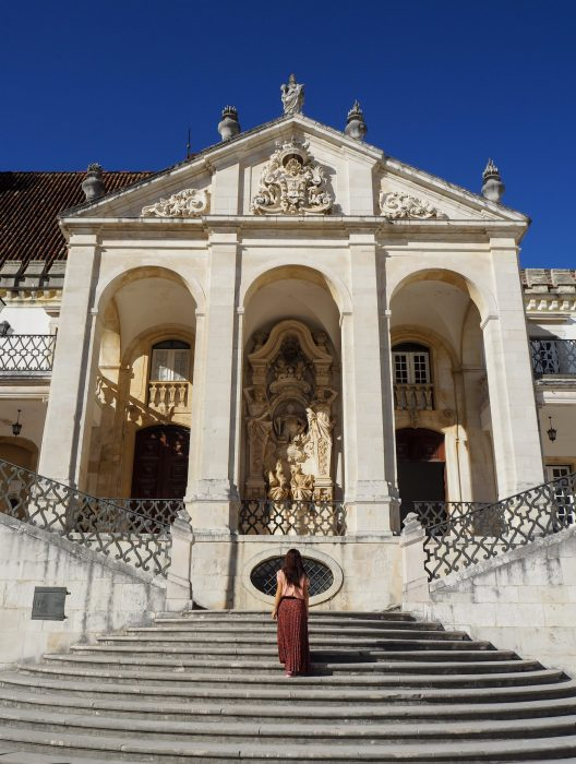 Università Coimbra