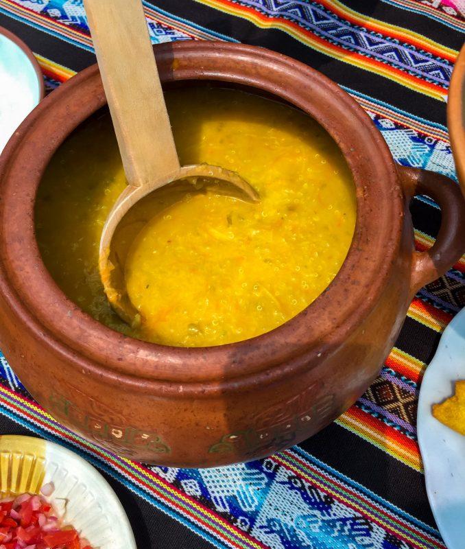 Cosa mangiare a Puno