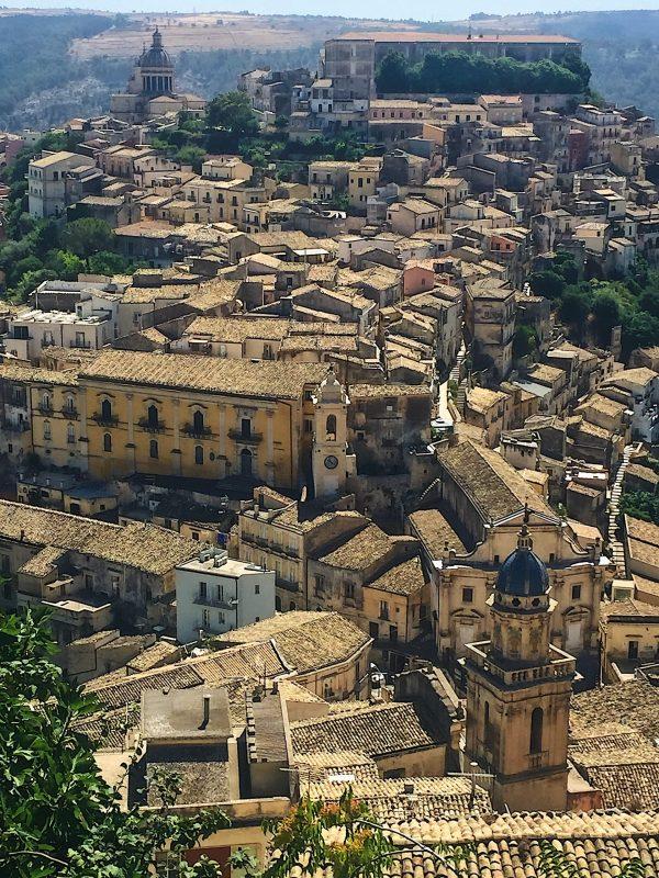 Vista da Santa Maria delle Scale