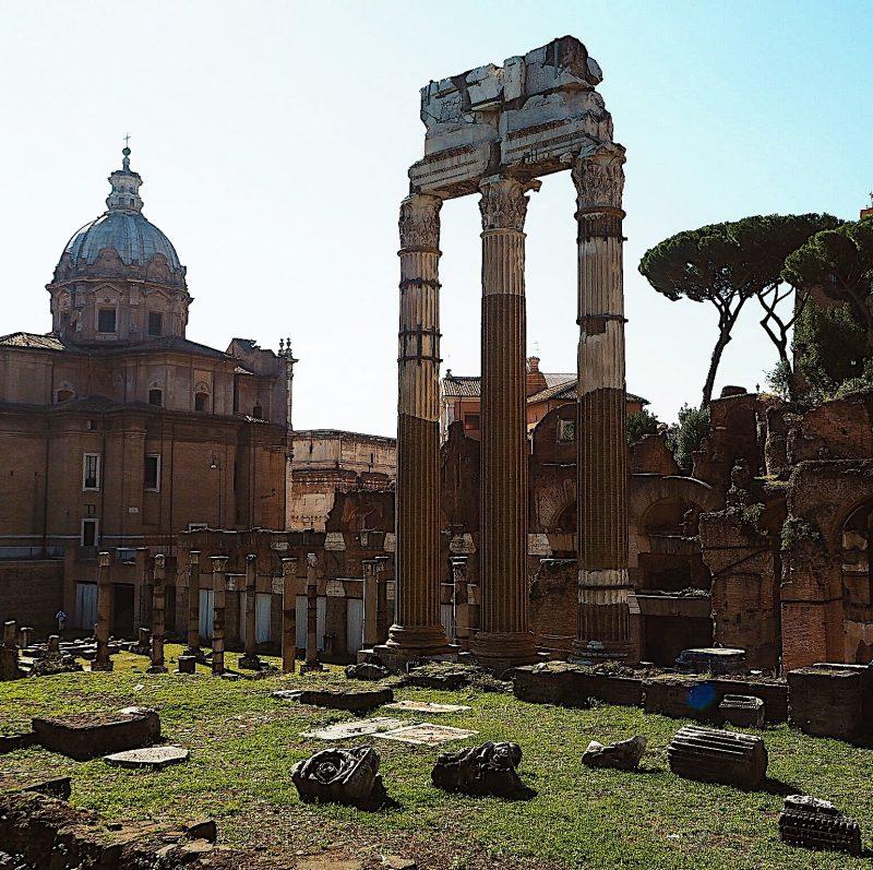 Fori imperiali Roma gratis