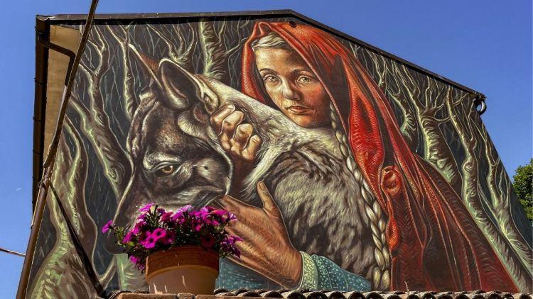 immagine evidenza articolo Sant'Angelo di Roccalvecce paese delle fiabe