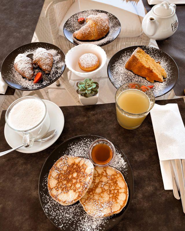 Breakfast at Ludwig Boutique Hotel Bolsena