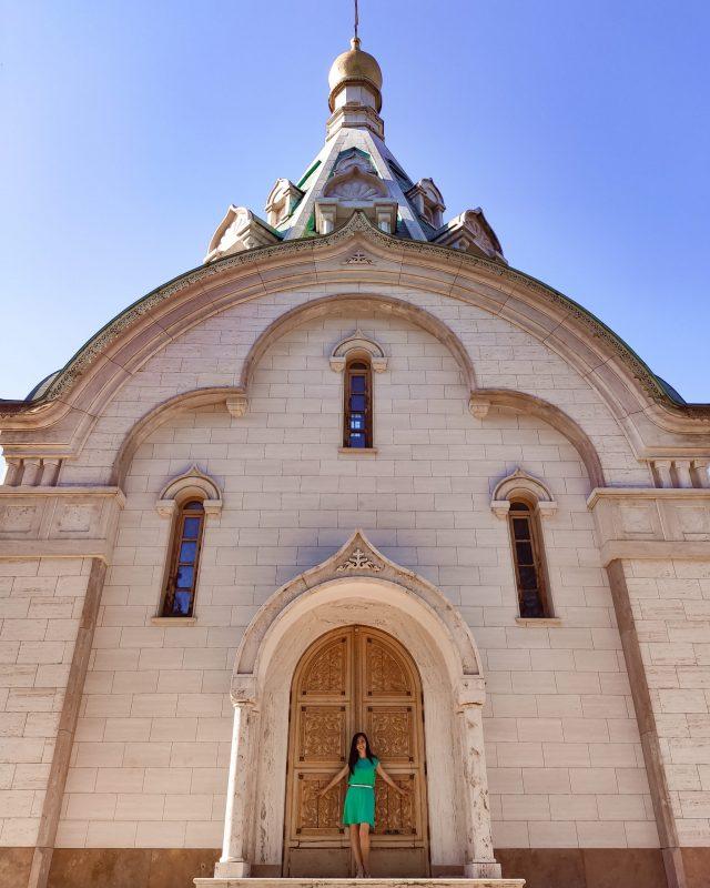 Unadonnaalcontrario Chiesa di Santa Caterina Martire