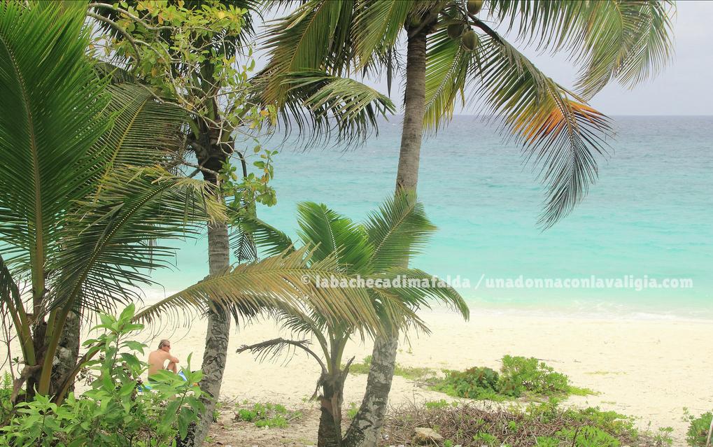 Peng beach, Lifou, Nuova Caledonia