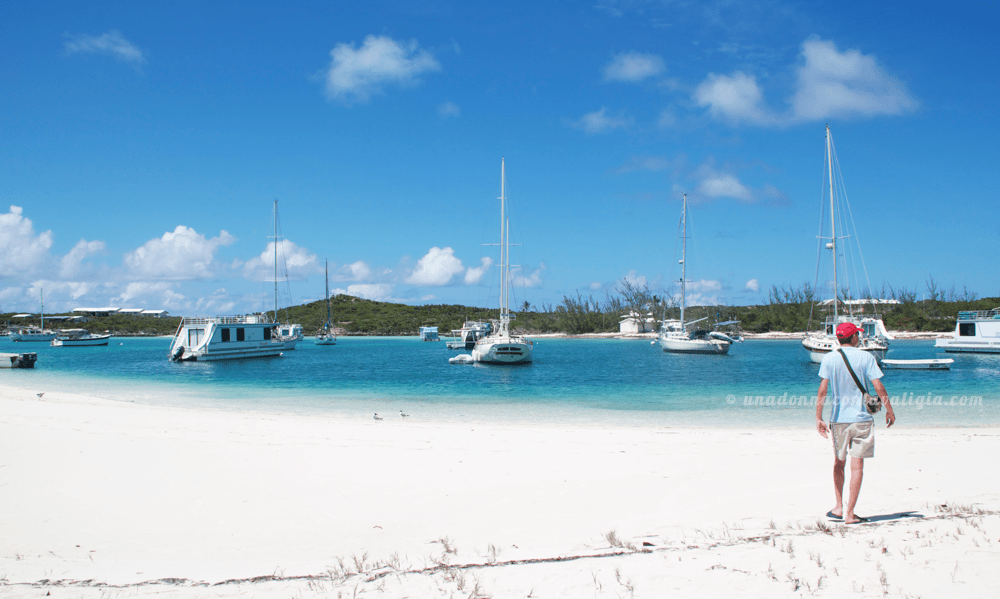 exuma stocking island bahamas