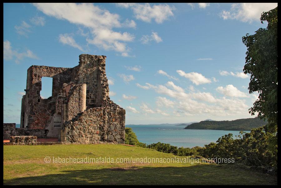 Château Dubuc - Martinica