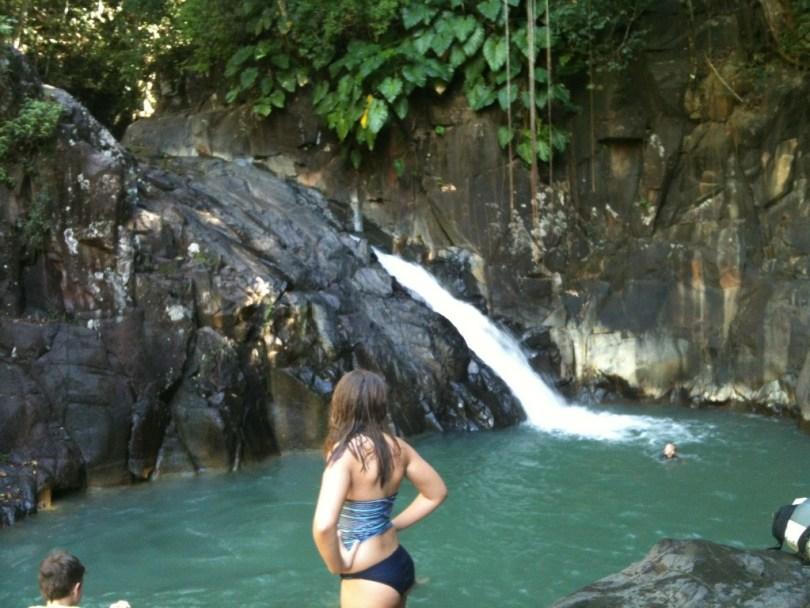 Cascata dell'Acomat, Basse Terre, Guadalupa