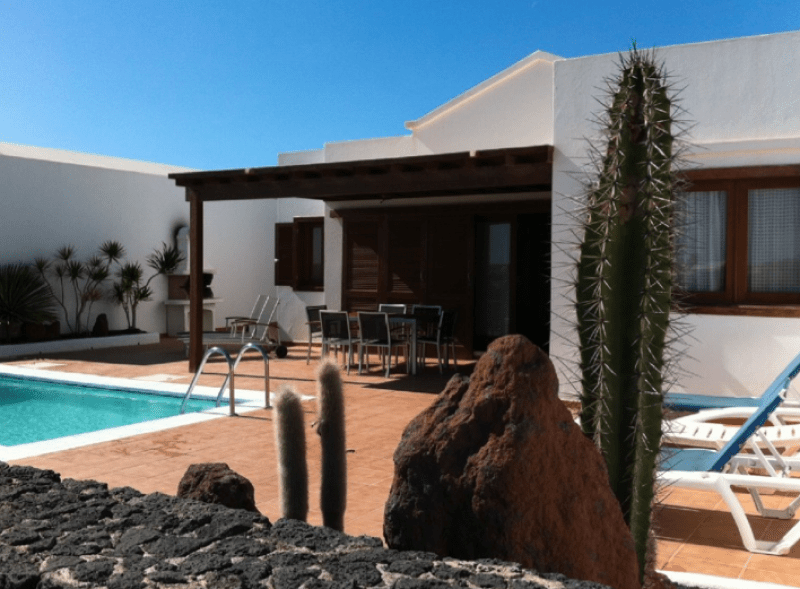 Villa in affitto per le vacanze su Rentalia a Lanzarote.