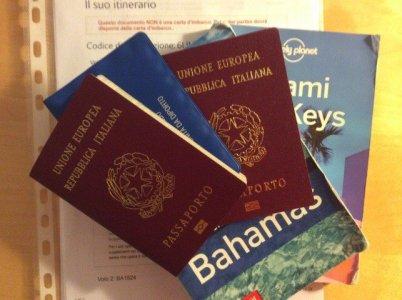 Passaporto-guidabahamas