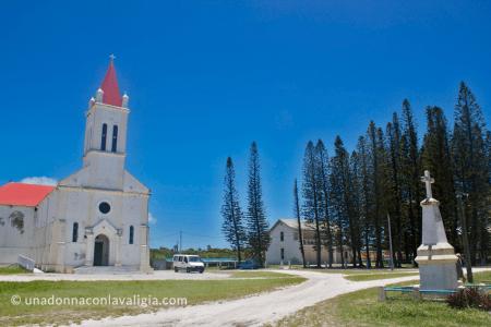 Chiesa saint joseph ouvea