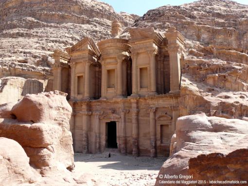Monastero di Petra - Alberto Gregori