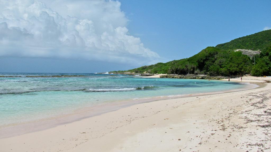 Spiaggia Feuillard Marie Galante