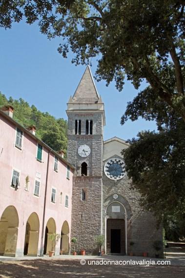 santuario soviore monterosso cinque terre liguria