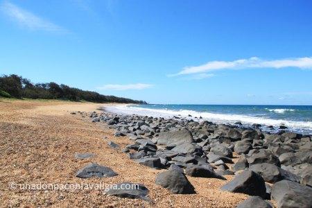 Mon repos beach Bundaberg