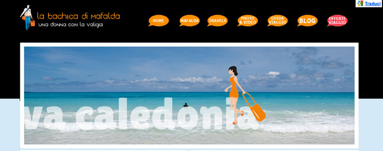 homepage la bacheca di mafalda