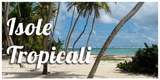 isole tropicali caraibi nuova caledonia