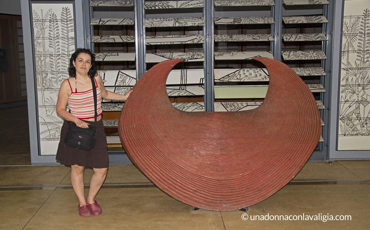 opere centro culturale Noumea