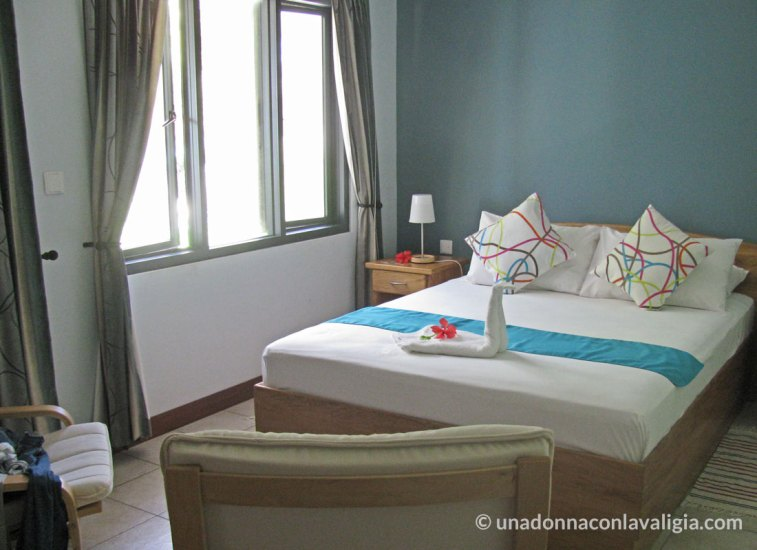 dove dormire mahe seychelles