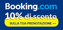 booking codice sconto