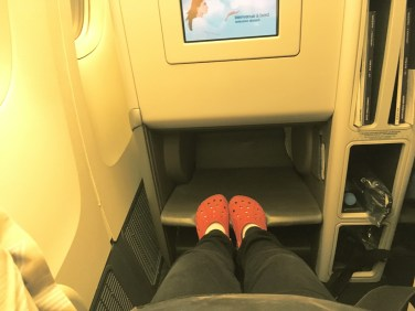 airfrance business class