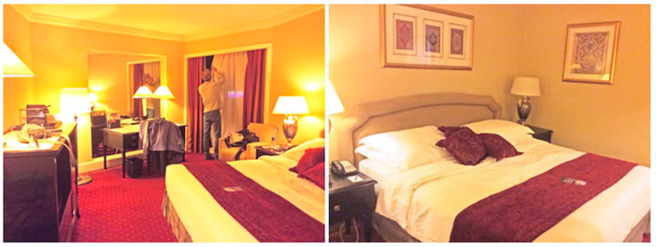Hotel Radisson blu Deira Dubai