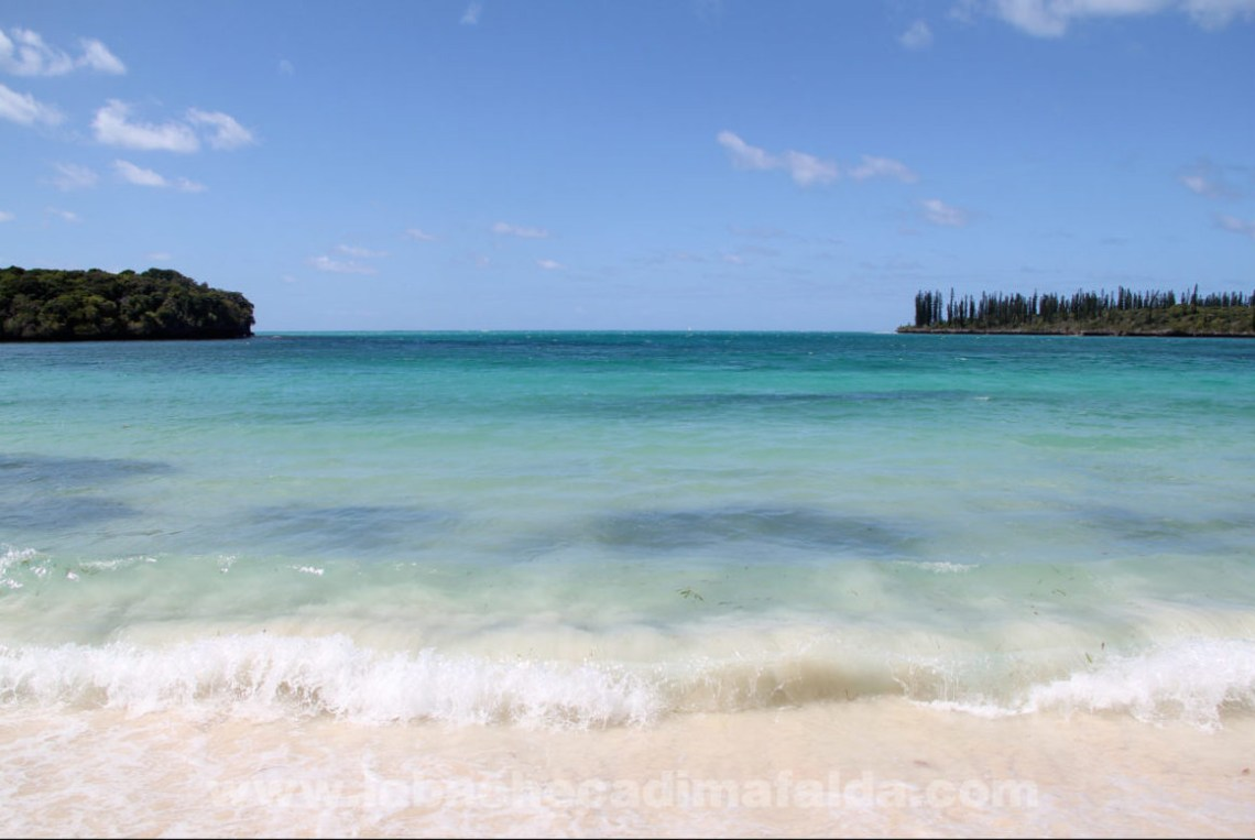 kanumera spiaggia