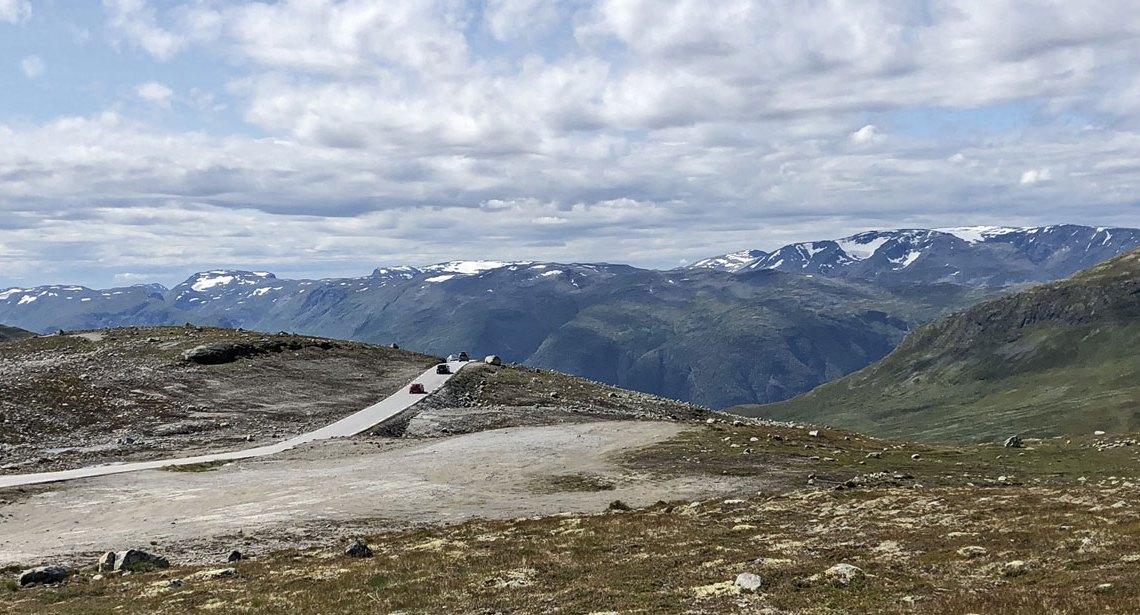 norvegia strada panoramica