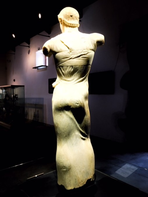 Auriga di Mozia statua