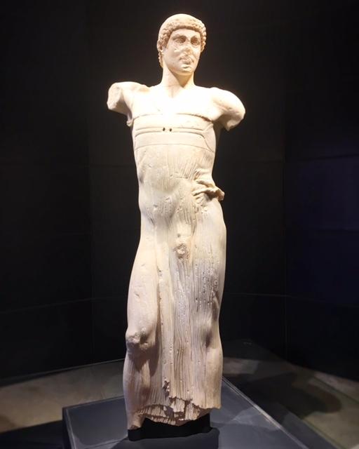 Statua dell'Auriga di Mozia
