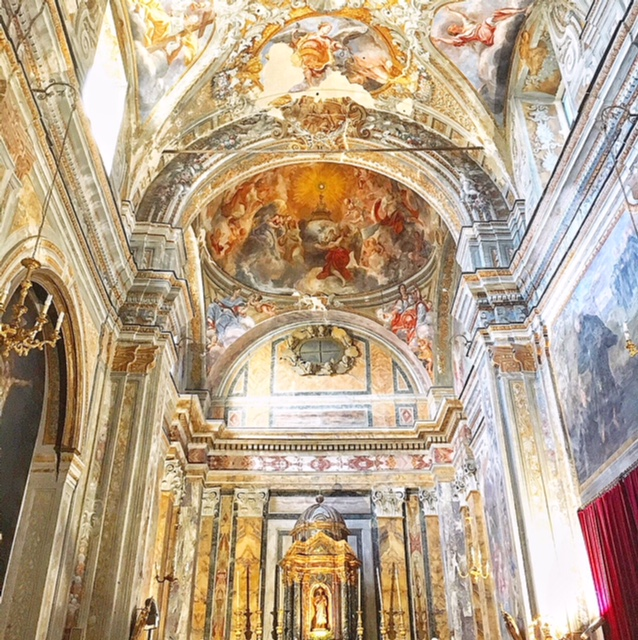Chiesa di San Giovanni Evangelista Piazza Armerina