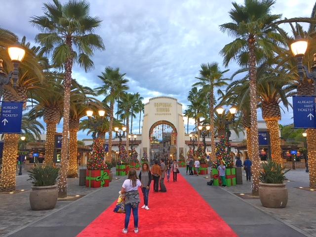 Ingresso degli Universal Studios