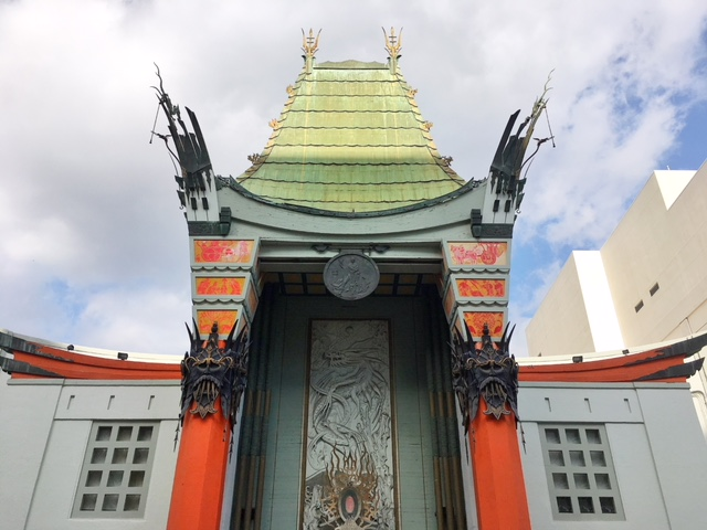 Hollywood TCL Chinese Theatre