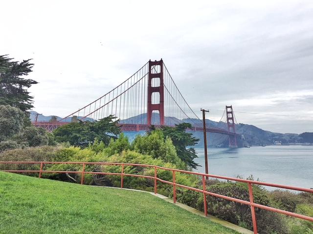 Vista Golden Gate Bridge