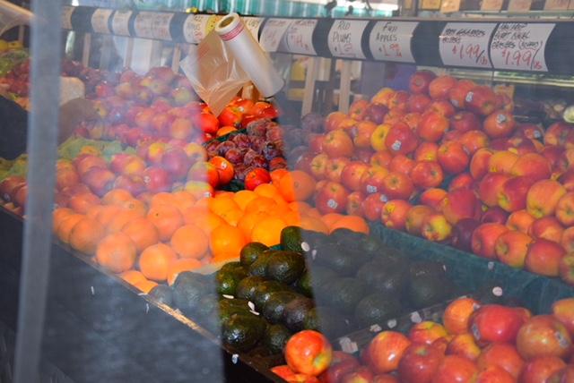 Frutta Farmers Market Los Angeles