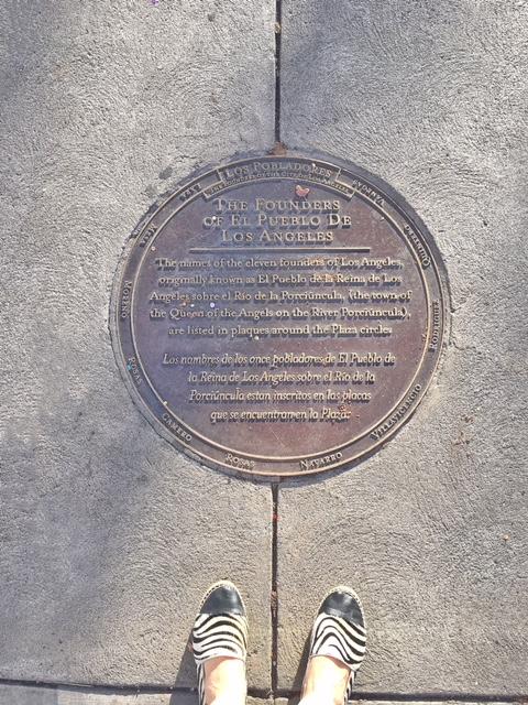 Fondazione del Pueblo di Los Angeles