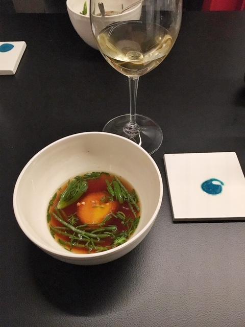 Zuppa ristorante Leopold Palacio Belmonte