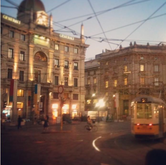 Piazza Cordusio Milano