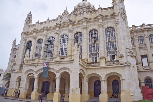 Museo de la Revolucion Havana