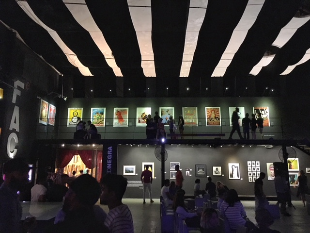 Mostra arte FAC Fabrica de Arte Cubano
