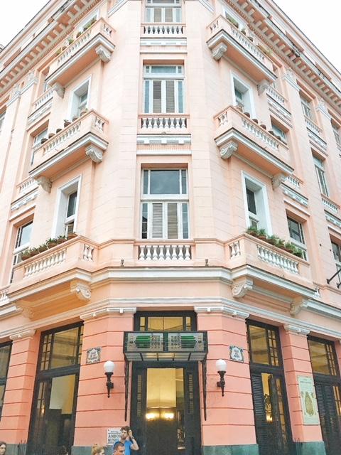 Hotel Ambos Mundus Havana