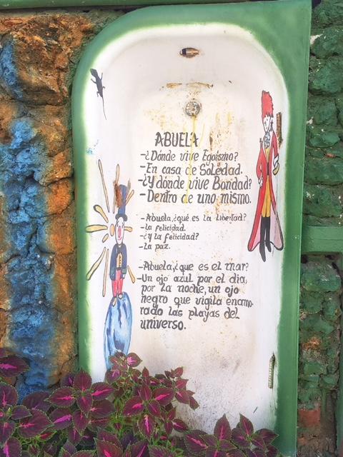 Piccolo Principe Callejon de Hamel Havana