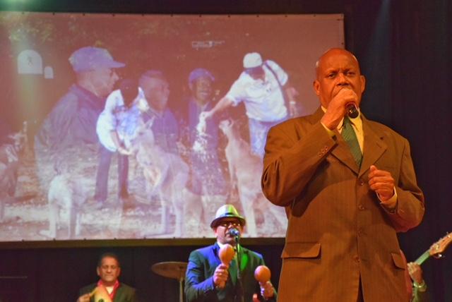 Cantante Legendarios de Guajirito Havana
