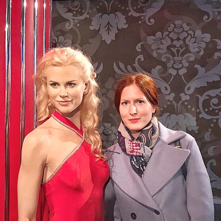 Nicole Kidman Madame Tussaud's